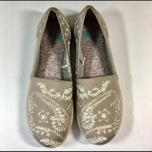 "New Yuu ""Krishna"" Taupe Shoes"